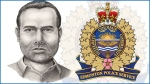 EPS released a composite sketch showing a suspect who allegedly exposed himself to a teenage girl on Sept. 8, 2017. Supplied.