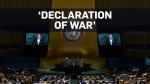 North Korea's top diplomat says U.S. declared war