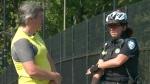 CTV Montreal: Cyclist injured