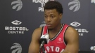 Kyle Lowry, take a knee, Raptors