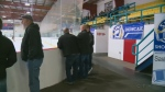 Hockey scouts from across North America are in Saskatoon eyeing up the talent of the SJHL, Moses Woldu explains.