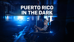 More than 3 million without power in Puerto Rico
