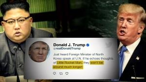 CTV National News: Harsh words from N. Korea