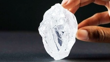 B.C. company sells world's largest uncut diamond