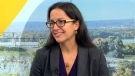 Dr. Nadine Caron, Canada's first female Indigenous surgeon, speaks to CTV's Your Morning on Sept. 26, 2017.