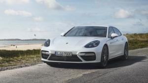 Porsche Panamera Turbo S E-Hybrid Sport Turismo. (Porsche)
