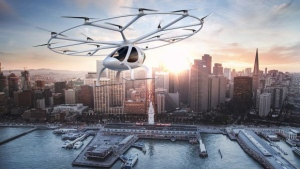 Volocopter 2X (Courtesy of Volocopter)