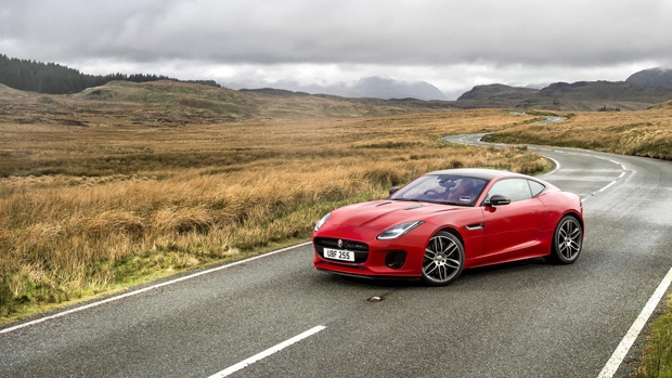 Next-gen Jaguar F-Type to be electrified