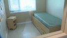 Another (unoccupied) cell in the same unit.