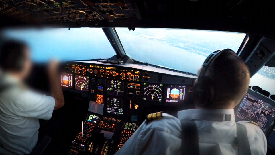 """Kevin Newman investigates how when it comes to pilot fatigue, Canadian regulations are way behind those in most countries. """"Jetlagged"""" airs on W5, Saturday at 7 p.m. on CTV."""