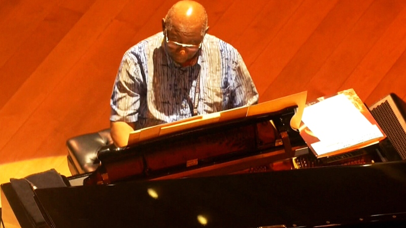 Oliver Jones featured in new documentary