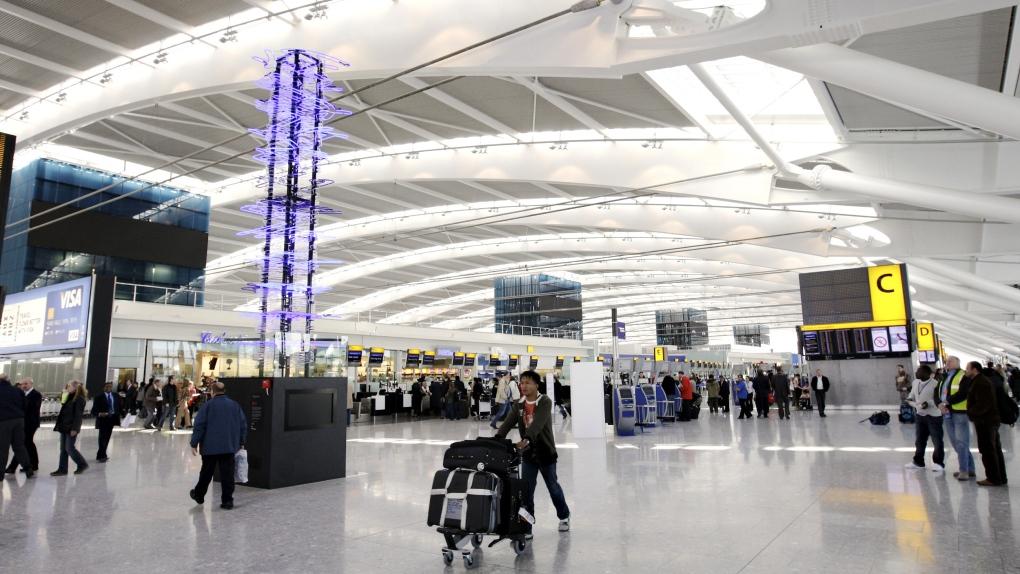 London's Heathrow