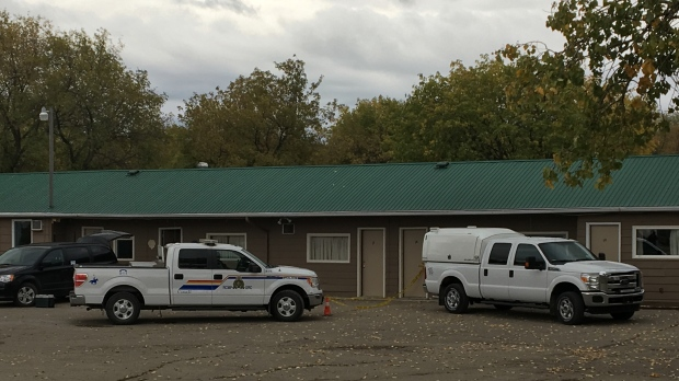 Two men found dead in Moosomin motel room