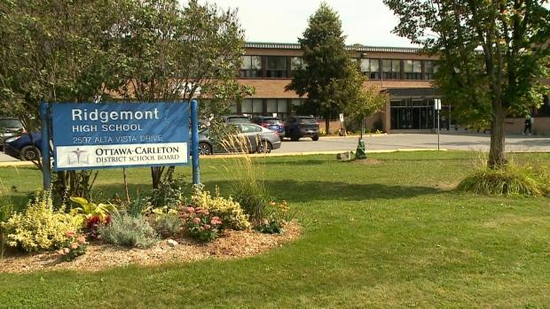Ottawa's Ridgemont High School.