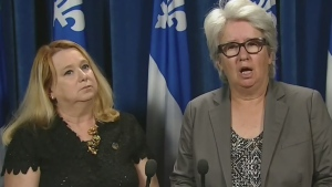 CTV Montreal: PQ wants to stop racism inquiry