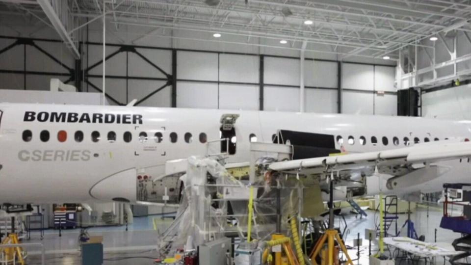 Resultado de imagen para Bombardier Montrèal