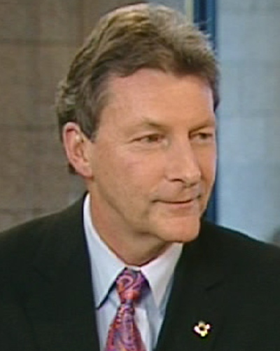 Liberal MP John McKay appears on Power Play on Wednesday, April 22, 2009.