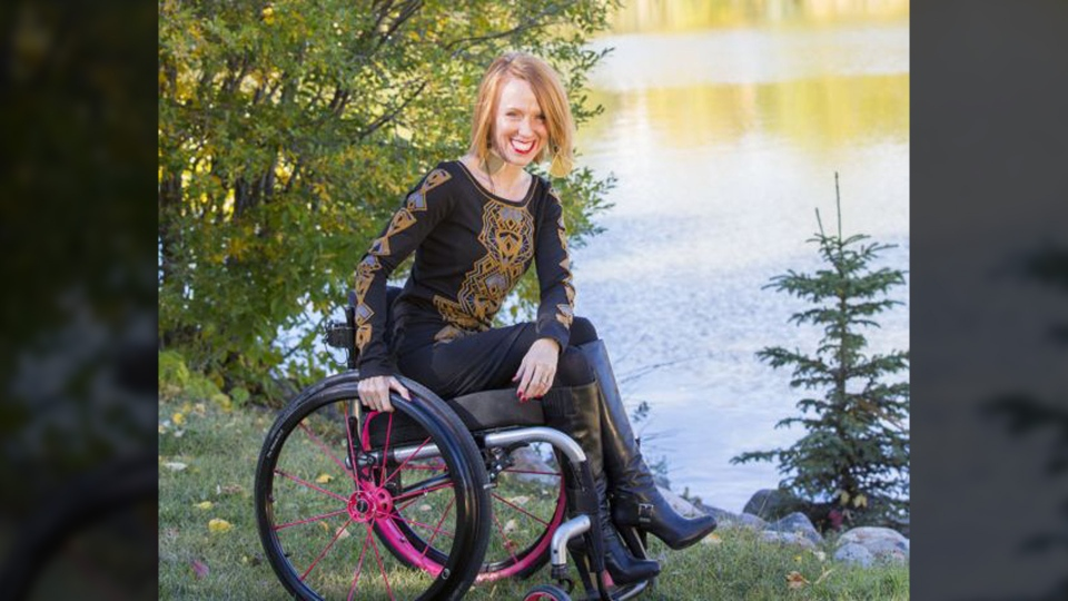 First Miss Wheelchair Canada Hopes To Inspire At World
