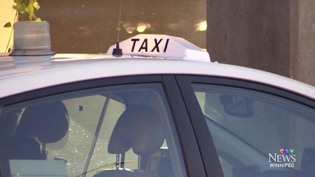 Taxi service in Winnipeg