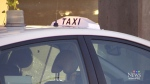 File image of a taxi in Winnipeg.