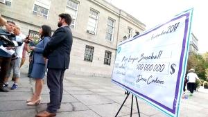 CTV Montreal: Baseball and tax dollars