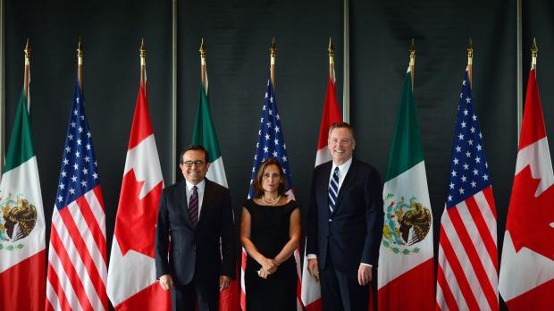 Negotiations on NAFTA keep advancing