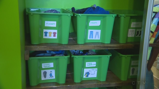 Keeping things organized with school underway