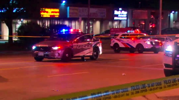 Vehicle sought after woman, young daughter struck and killed in Scarborough