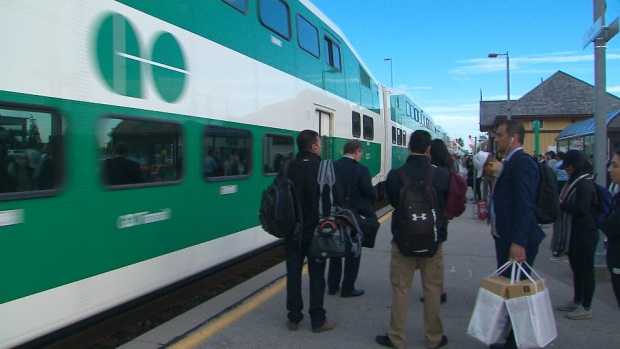 Dozens of new GO train trips being added across GTHA