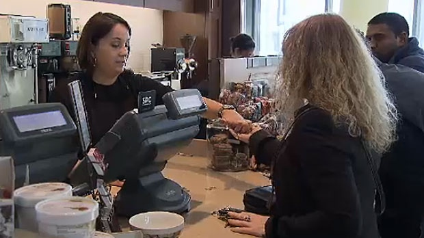 On Saturday, the minimum wage in Alberta will increase to $13.60 an hour, up from just over $10 in 2014.
