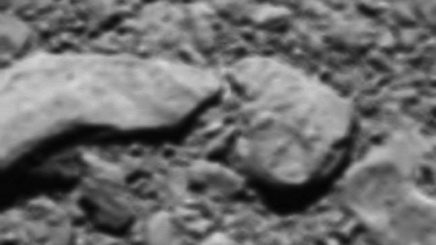 ESA scientists piece together last image captured by Rosetta probe