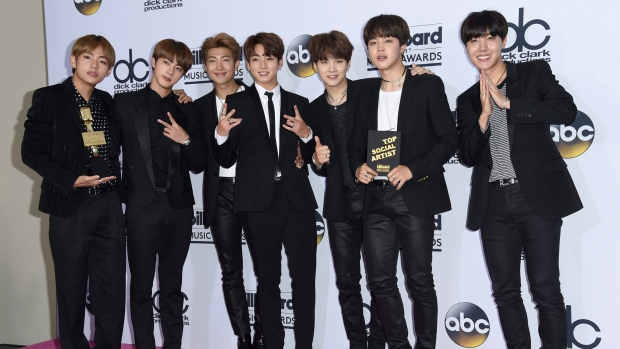 Who are BTS? 5 things to know about the Korean boy band storming pop