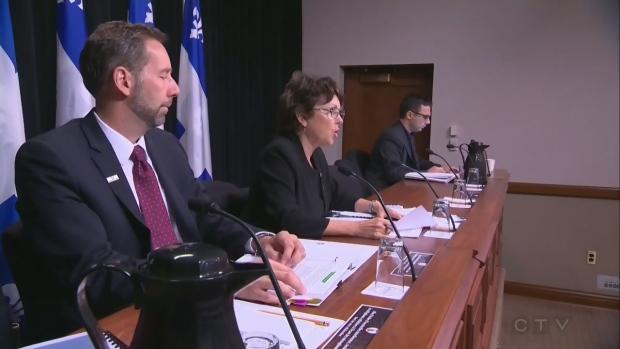 Marie Rinfret, ombudsman