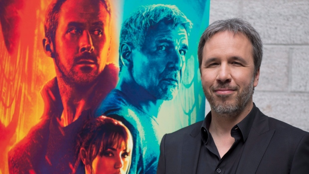 """Film director Denis Villeneuve is seen during a photo call for his movie """"Blade Runner 2049"""" in Montreal, on Thursday, September 28, 2017. (Paul Chiasson/The Canadian Press)"""