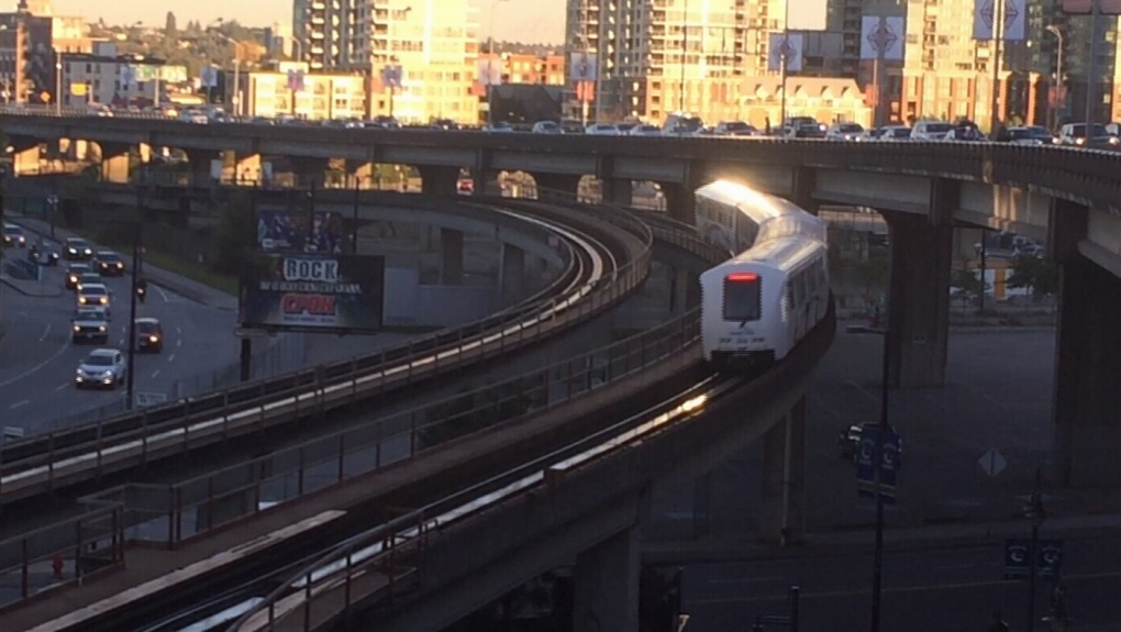 SkyTrain update: Track issue resolved after hours of shuttle service on Expo Line
