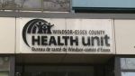 The Windsor-Essex County Health Unit is seen in Windsor, Ont. on Thursday, Sept. 28, 2017.