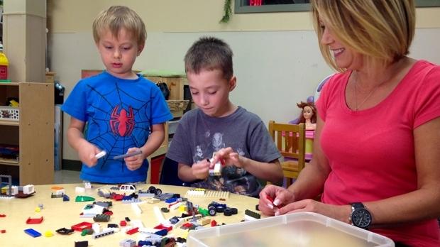Childcare funding
