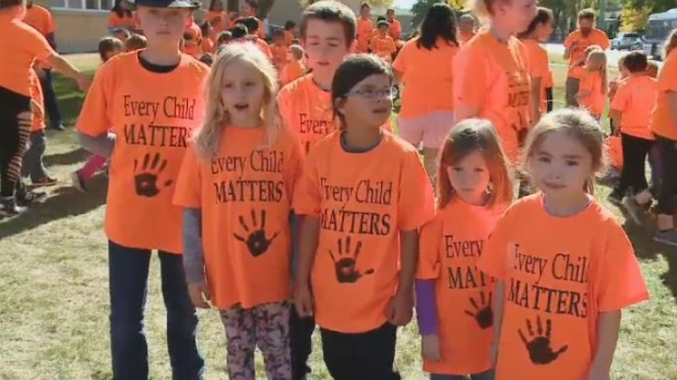 Orange Shirt Day: Reflection and education at some PEI schools