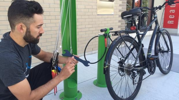 Bike Repair Long Island City