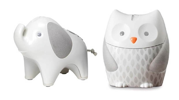 Skip Hop recalls Nightlight Soothers due to shock hazard