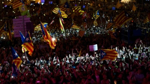 The Catalonia region of Spain is scheduled to vote on independence Sunday, Oct. 1, 2017.