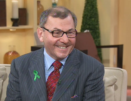 Frank Markel, president and CEO of Trillium Gift of Life Network, speaks on CTV's Canada AM, Wednesday, April 22, 2009.