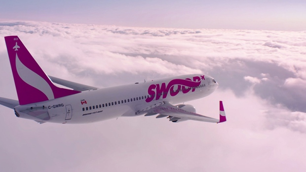 WestJet says discount carrier Swoop to being service on June 20