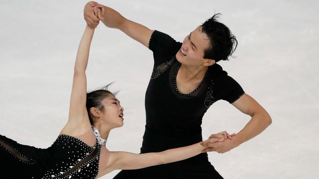 Ryom Tae-Ok and Kim Ju-Sik