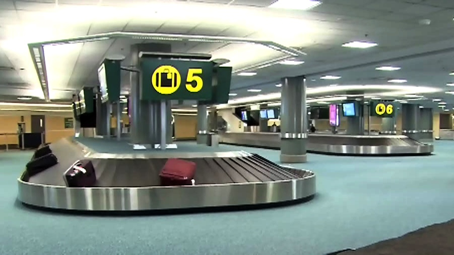 Alleged Vancouver airport luggage thief arrested, charged with 7 counts of theft