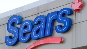 Sears Canada has announced another 10 stores that will close its doors, including the Polo Park Shopping Centre location. (File Image)