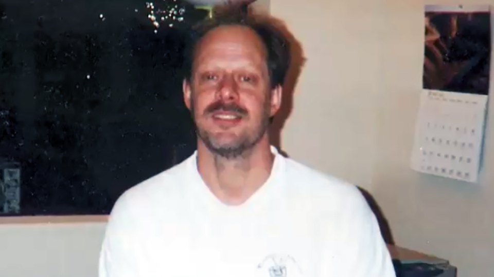 64-year-old Stephen Craig Paddock is seen in this undated photo.