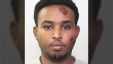 Edmonton attack suspect Abdulahi Hasan Sharif