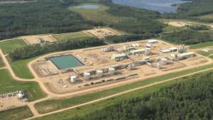 A view of Osum Oil Corp.'s Orion site. (@Osumcorp/Twitter)