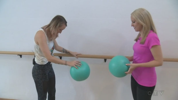 Learning about the benefits of barre